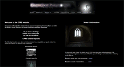 Preview of cambridgeparanormal.co.uk